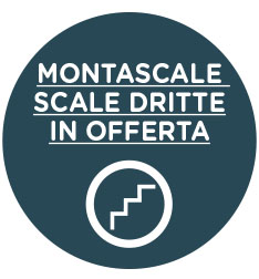 Montascale Scale Dritte